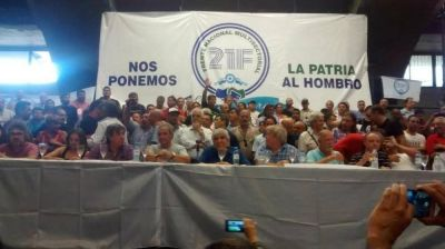 La Costa presente en el aniversario de la Multisectorial 21F