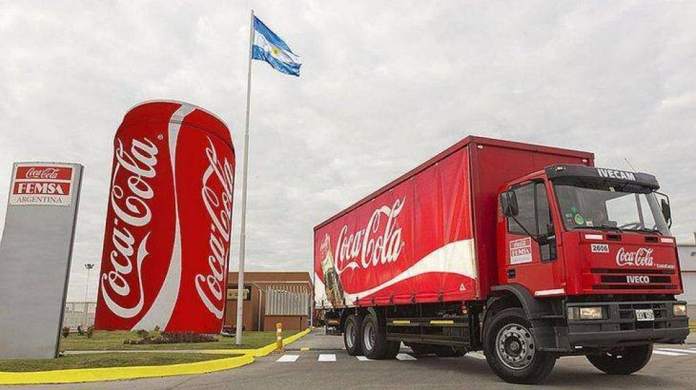 Coca Cola Femsa: descartan procedimiento preventivo de crisis pero habrá 32 despidos