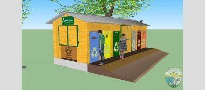 Allen tendrá una estación de reciclado urbana