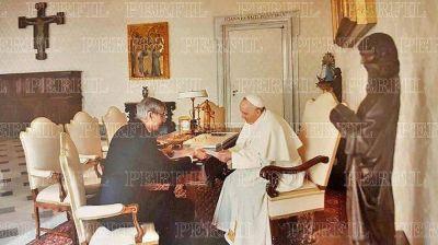 Doble desafío papal