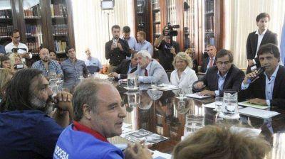 El gobierno bonaerense confía en llegar a un acuerdo con los docentes el lunes