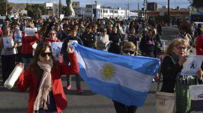 La escasez de agua reactivó las protestas en Caleta Olivia