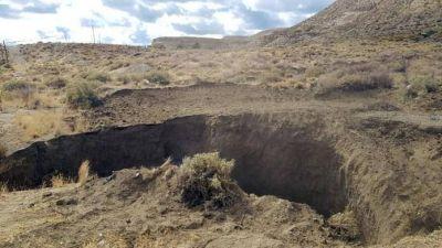 Gran parte de zona norte sin agua por rotura de acueducto en un zanjeo
