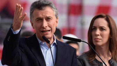 Desdoblamiento y después: Macri y Vidal, otra vez juntos en tierra opositora