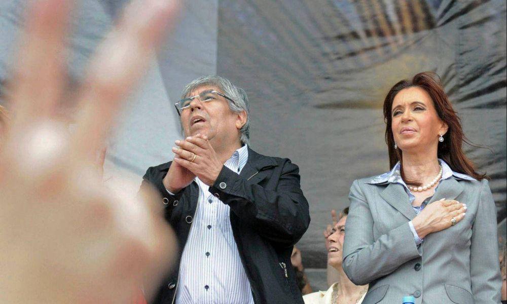 Espacio en las listas, la prueba de amor que Moyano le reclama a CFK