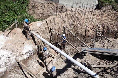 Preparan el arranque de un paquete de obras viales por 500 millones de pesos