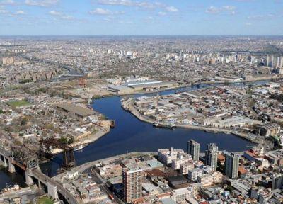 Avanza el plan de manejo hídrico en la Cuenca Matanza Riachuelo