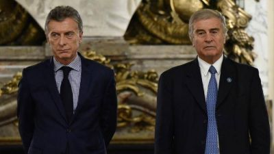 El gobierno echó al segundo de Oscar Aguad y crece la tensión en el Ministerio de Defensa