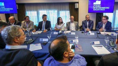 Sergio Massa se reunió con más de 20 economistas y pidió una reforma impositiva