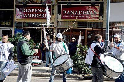 Sin acuerdo salarial, pasteleros anunciaron un paro y protestas
