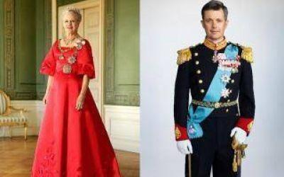 La Reina Margarita II de Dinamarca y el príncipe heredero visitarán Tandil