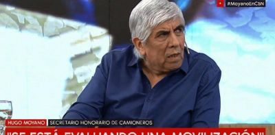 Hugo Moyano dijo que Cristina es la mejor candidata y defendió a Maduro