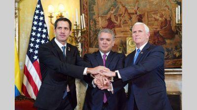 EE.UU. le pide al Grupo de Lima congelar ya activos de PDVSA
