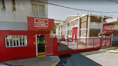 Coca Cola: arrancan los cambios en planta de Femsa en Pompeya