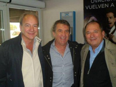"""ELECCIONES 2019: Cesar Lisa, congresal PJ """"estamos con el proyecto de Horacio Tellechea intendente"""""""