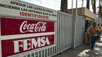 Efecto Coca-Cola: Moyano lanza protesta