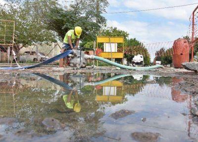 Cloacas: quejas de vecinos por fallas desde el año pasado