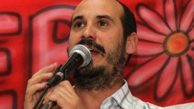 """Gastón Crespo: """"Pedimos que hagan un estudio de potabilidad del agua de la ciudad de La Plata"""""""