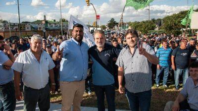 Las 62 Organizaciones brownianas homenajearon a Perón