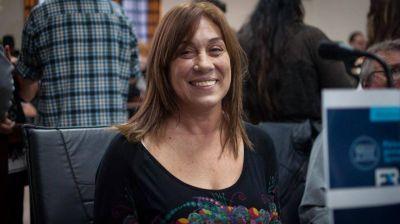 """Marcela Fernández aclaró que en el massismo local están """"trabajando independientemente"""""""