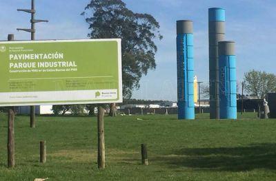"""Parque Industrial: esperan un """"crecimiento lento"""" en 2019"""