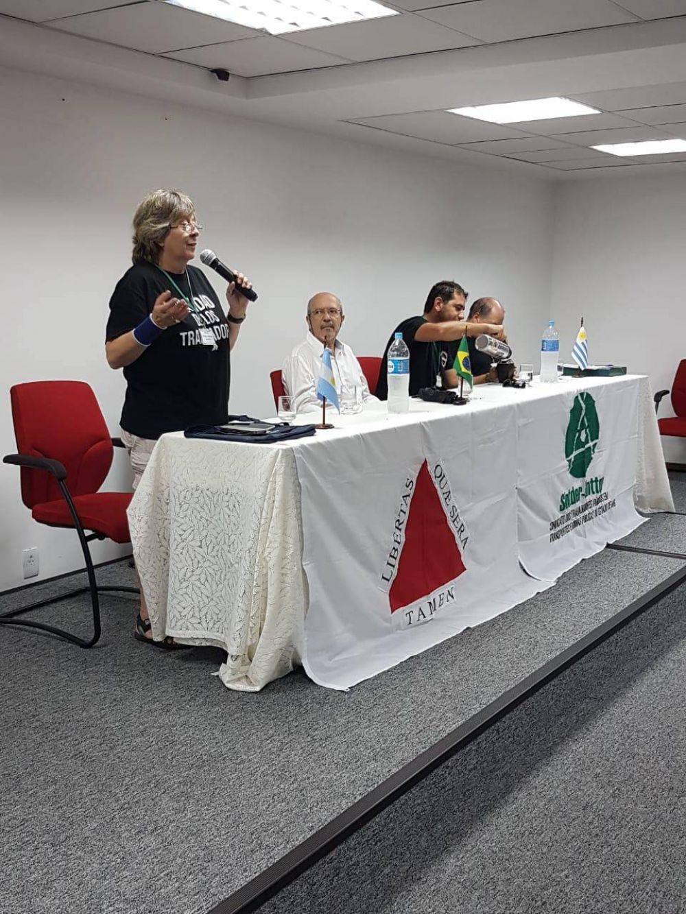Viales nacionales denunciaron la política de Dietrich en Brasil