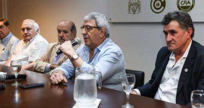 El heredero de Venegas se mostró dispuesto a continuar con su apoyo a Macri