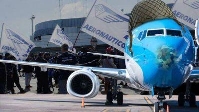 Conflicto en puerta en Aerolíneas por nuevos horarios de trabajo