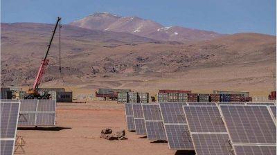 Con el parque solar en Jujuy: ¿Se come, se cura y se educa?