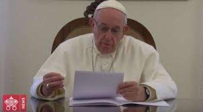 Video mensaje del Papa en el VII Congreso Mundial contra la Pena de Muerte
