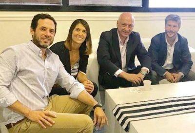 Santiago Bonifatti se reunió con el diputado y candidato a gobernador Bonfatti