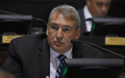 """D'Onofrio pide no demorar la unidad y que la oposición """"no especule hasta el final"""""""