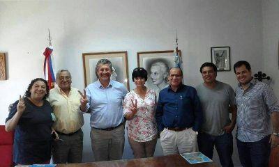 Organizaciones sindicales se reunieron con el presidente del PJ misionero