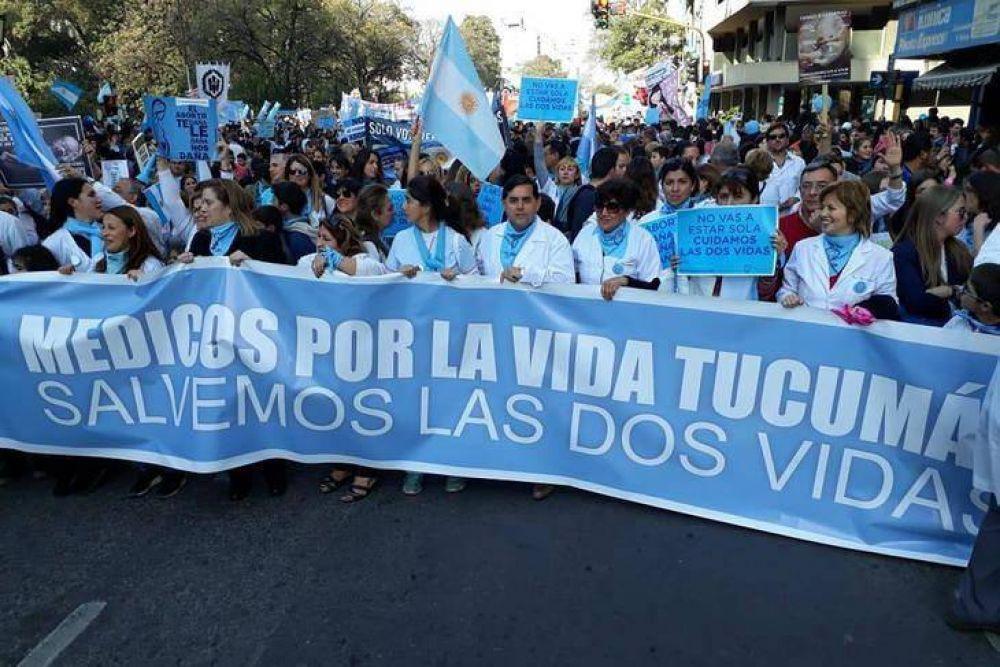 """Grave acusación de la Corte Suprema de Tucumán al Ministerio de Salud: """"nunca se pidió salvar las dos vidas"""""""