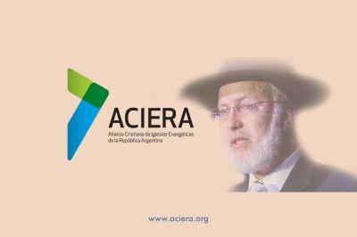 Comunicado de ACIERA: repudio ante el ataque al Gran Rabino