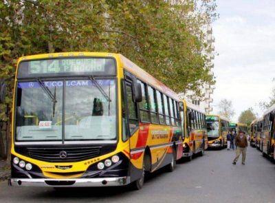 Las líneas de colectivos 511 y 514 cambian de recorrido durante el Carnaval de Quequén