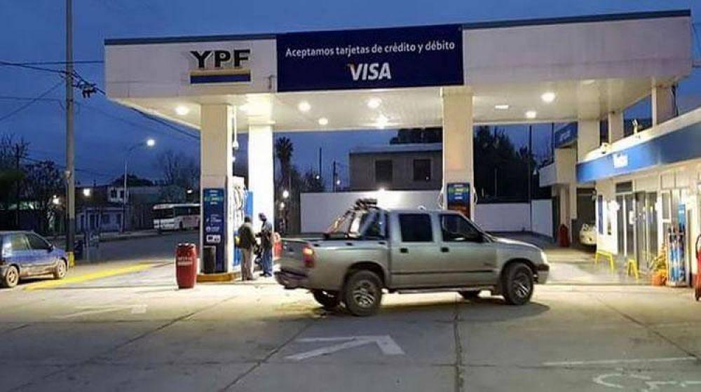 Estaciones de Servicio YPF: Se normalizan las acreditaciones anticipadas de Visa