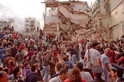 AMIA: un atentado que dejó 85 muertos y 25 años de reclamos de Justicia