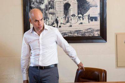 Larreta atenúa la intervención a los hospitales: no habrá CEOs, sino adjuntos