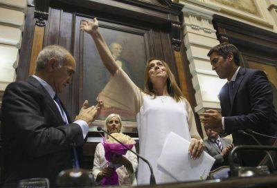 Los temas que tocará Vidal ante la Legislatura
