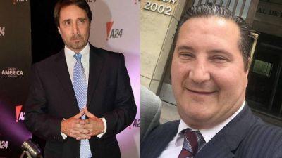 El abogado de Ducler demandó a Eduardo Feinmann por 40 millones de pesos