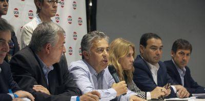 Cumbre radical para avanzar en la idea de llevar a Martín Lousteau como candidato en las PASO contra Mauricio Macri