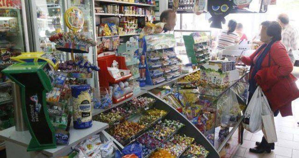 En Córdoba cerraron 4.500 kioscos y almacenes desde que asumió Macri