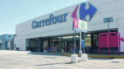 Carrefour llegó a un