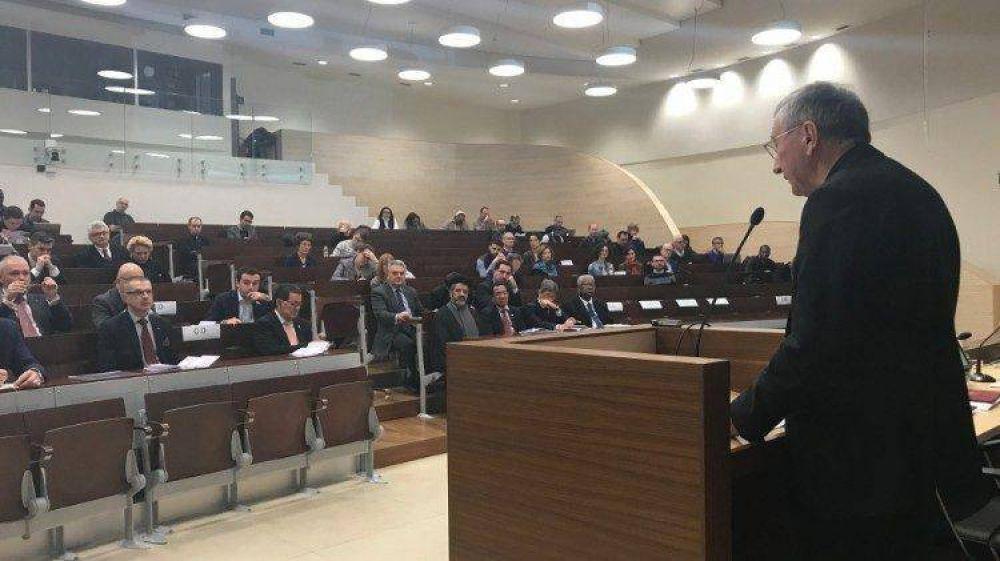 Cardenal Parolin: dar efecto práctico al Acuerdo con China sobre los Obispos