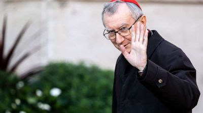 La Iglesia trabaja para poner en práctica el acuerdo con China, afirma Cardenal Parolin