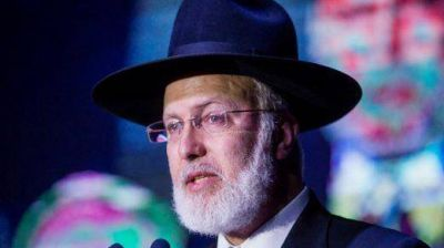 Comunicado oficial del Gran Rabino Gabriel Davidovich