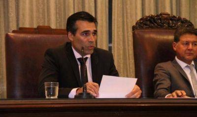 """López inauguró el año legislativo: """"Tenemos la obligación de transformar nuestros sueños en hechos concretos"""""""