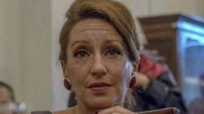 """Carolina Robert decidió formar el bloque unipersonal """"Alternativa"""""""