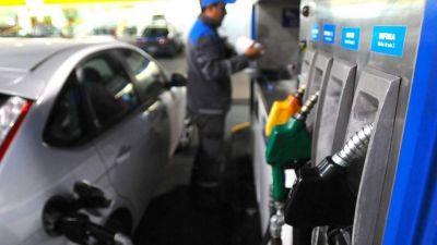 Aumento de la nafta: En Necochea se vende el litro de súper a $42,54